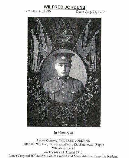Saskatchewan Soldier Honoured Through Provinces Geomemorial Program - Image 1