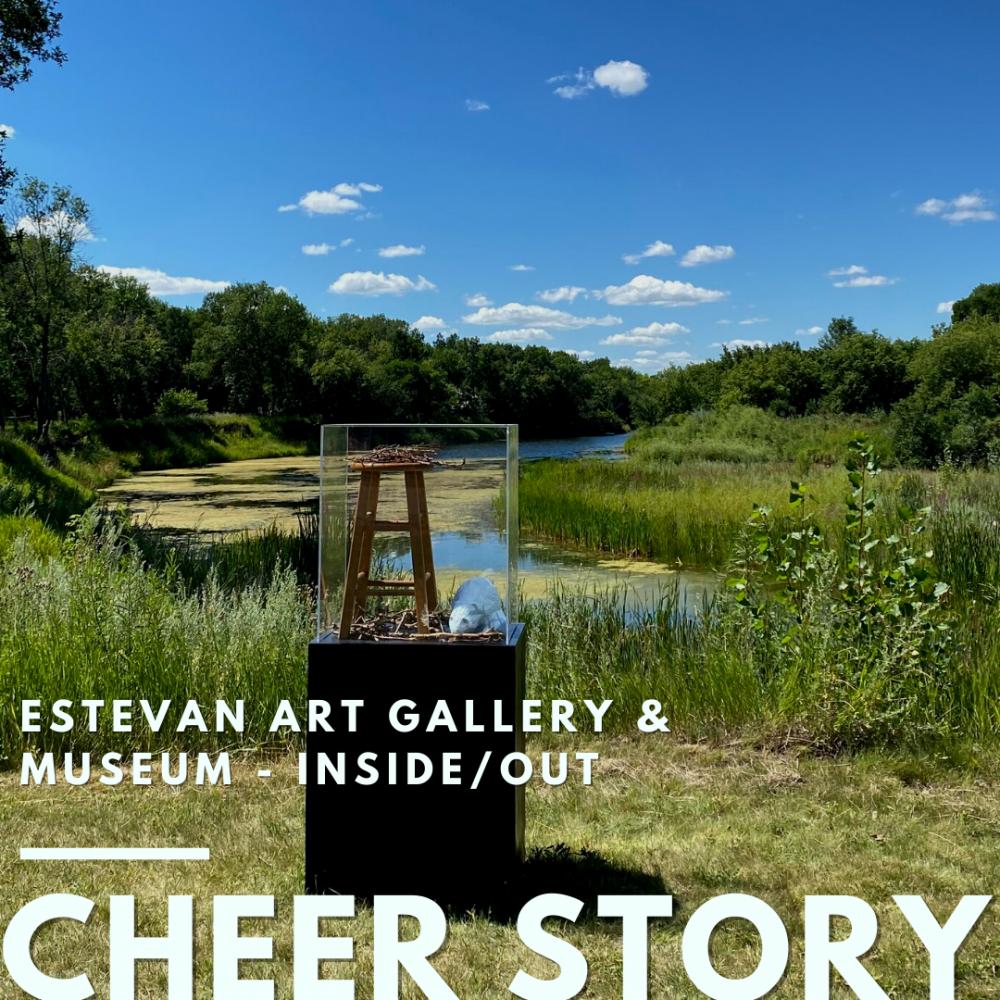 Cheer Story: Estevan Art Gallery & Museum - Inside/Out