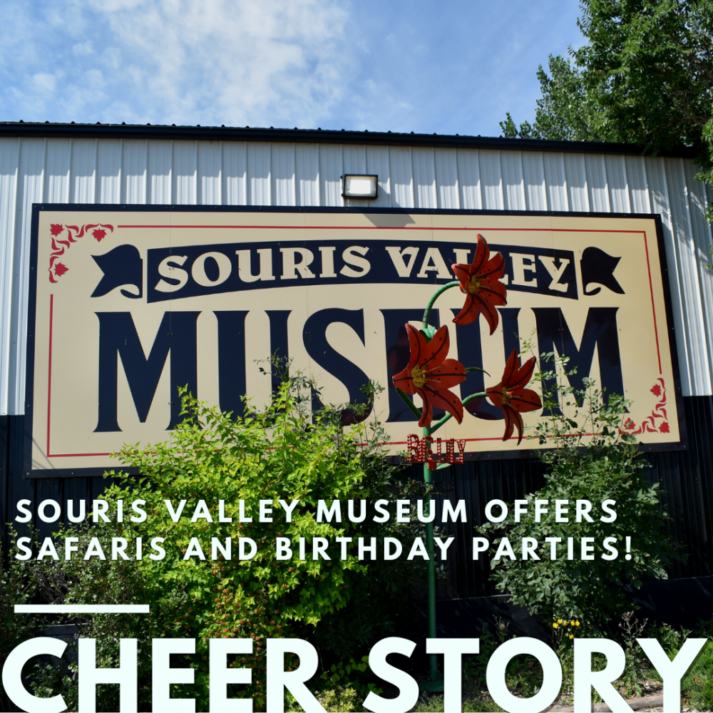 Cheer Story: Souris Valley Museum Offers Safaris And Birthday Parties!