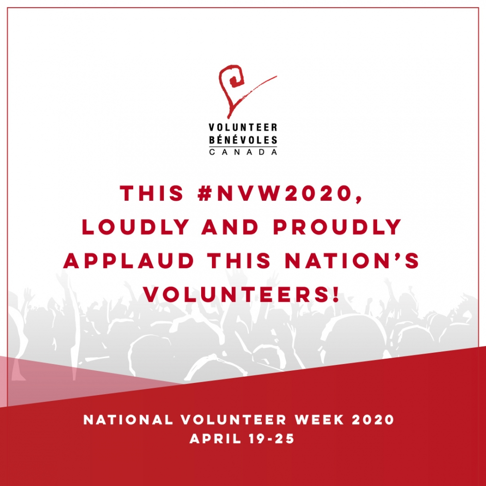 Cheers To Our Volunteers