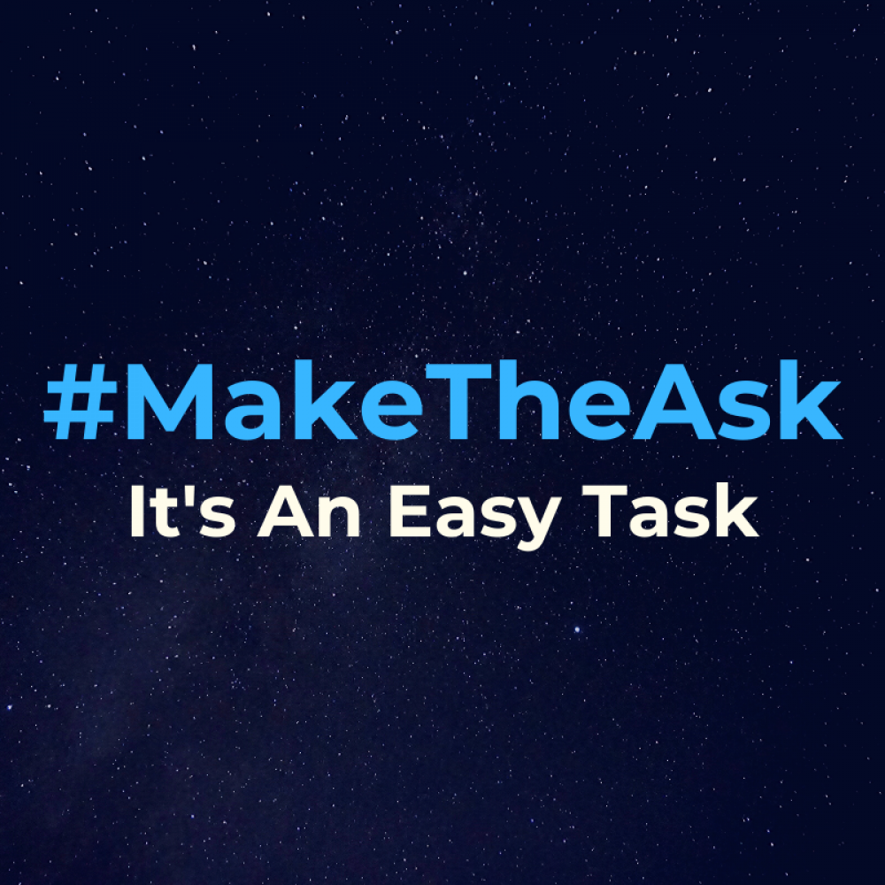 #MakeTheAsk Contest!