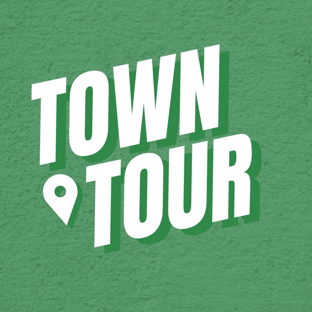 Town Tour: Yellow Grass