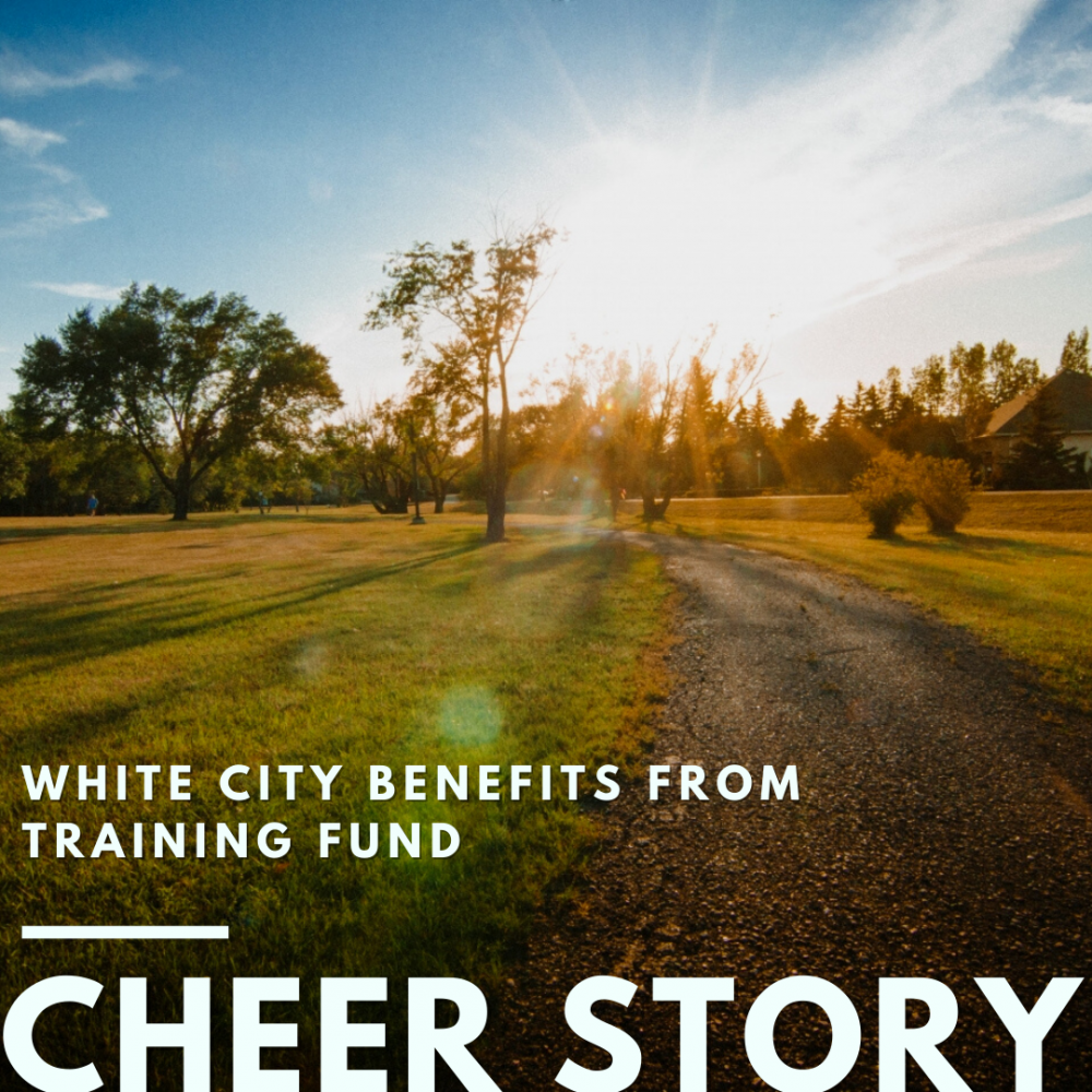 White City Benefits From Training Fund