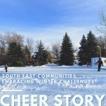 Cheer Story: South East Communities Embracing Winter Challenges