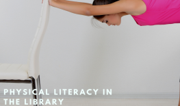 Cheer Story: Physical Literacy in the Library